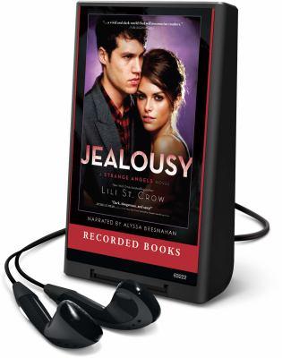 Cover image for Jealousy. bk. 3 Strange angels series