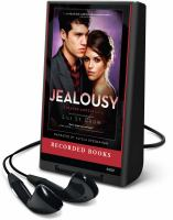 Cover image for Jealousy. bk. 3 Strange angels series