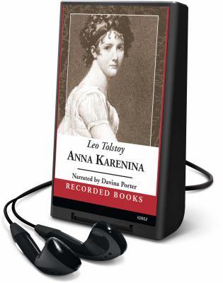 Cover image for Anna Karenina