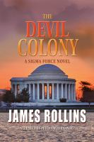 Imagen de portada para The devil colony. bk. 7 Sigma Force series