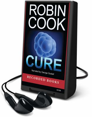 Cover image for Cure. bk. 10