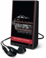 Cover image for The imperfectionists