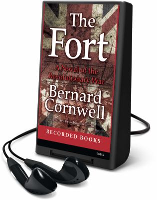 Cover image for The fort a novel of the Revolutionary War