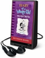Cover image for The Ugly truth. bk. 5 [Playaway] : Diary of a wimpy kid series