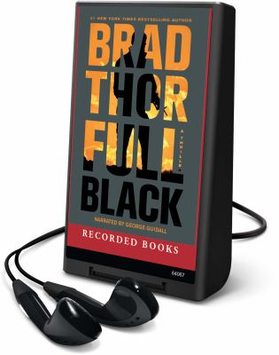 Cover image for Full black. bk. 10 a thriller : Scot Harvath series