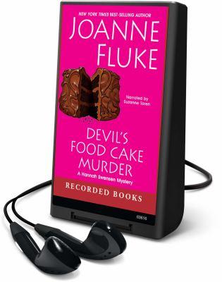 Cover image for Devil's food cake murder. bk. 14 Hannah Swensen series