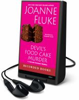 Cover image for Devil's food cake murder. bk. 14 Hannah Swensen series