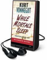 Cover image for While mortals sleep [unpublished short fiction]