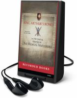 Cover image for King Arthur's bones a historical mystery
