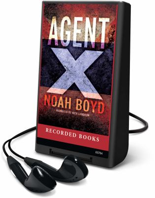 Cover image for Agent X. bk. 2 Steve Vail series