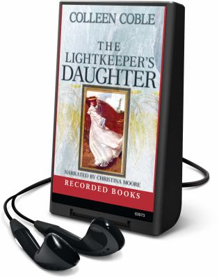 Cover image for The lightkeeper's daughter. bk. 1 Mercy Falls series