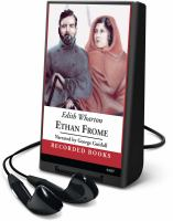Cover image for Ethan Frome