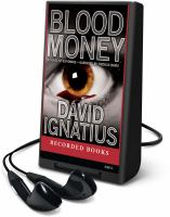 Cover image for Blood money a novel of espionage