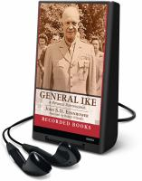 Cover image for General Ike a personal reminiscence