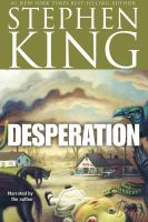 Cover image for Desperation