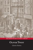 Cover image for Oliver Twist