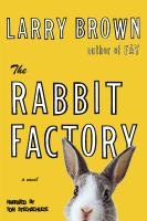 Cover image for The rabbit factory