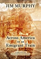Cover image for Across America on an emigrant train