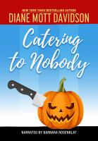 Cover image for Catering to nobody