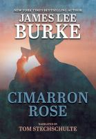Cover image for Cimarron rose