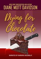 Cover image for Dying for chocolate