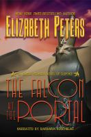 Cover image for The falcon at the portal