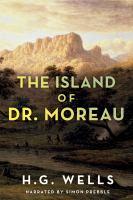 Imagen de portada para The island of Dr. Moreau
