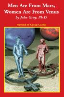 Cover image for Men are from Mars, women are from Venus