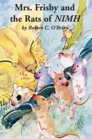 Cover image for Mrs. frisby and the rats of nimh