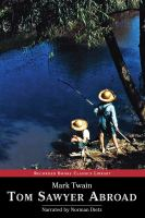 Cover image for Tom Sawyer abroad