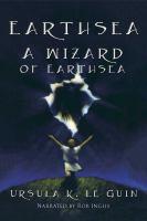 Imagen de portada para A wizard of Earthsea