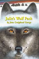 Cover image for Julie's wolf pack
