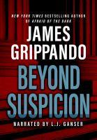 Imagen de portada para Beyond suspicion