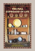 Cover image for The full cupboard of life
