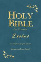 Imagen de portada para Holy Bible Exodus.