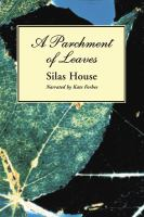 Cover image for A parchment of leaves