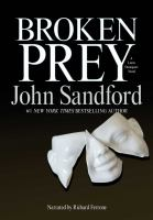 Cover image for Broken prey