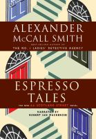 Cover image for Espresso tales