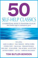 Imagen de portada para 50 self-help classics 50 inspirational books to transform your life, from timeless sages to contemporary gurus