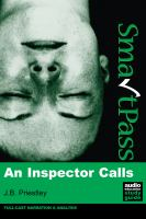 Cover image for An inspector calls