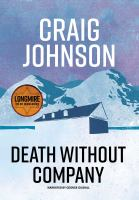 Cover image for Death without company
