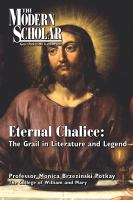 Cover image for Eternal chalice the Grail in literature and legend