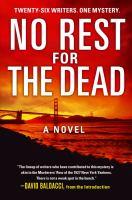 Imagen de portada para No rest for the dead : a novel