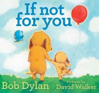 Cover image for If not for you