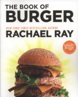 Cover image for The book of burger