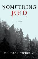 Cover image for Something red : a novel