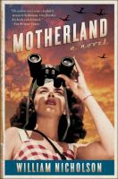 Cover image for Motherland