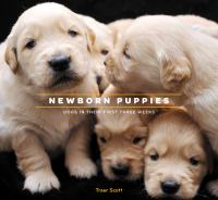 Cover image for Newborn puppies : dogs in their first three weeks