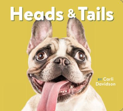 Cover image for Heads & tails [board book]