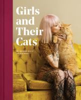 Cover image for Girls and their cats